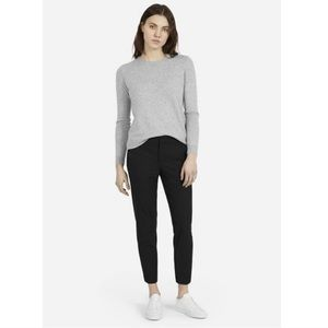 Everlane Slim Wool Black Trouser Pants ❣️